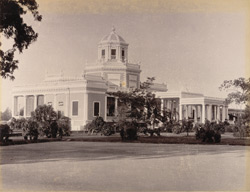 Adyar Club, Madras, 1902